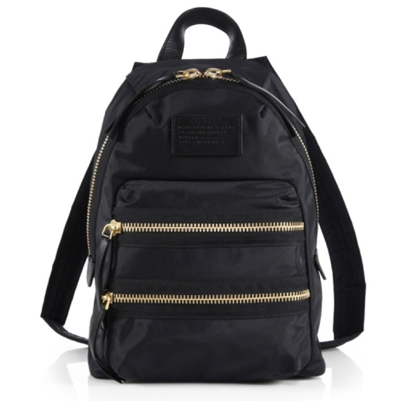 bab0c48154 MARC BY MARC JACOBS mini black backpack